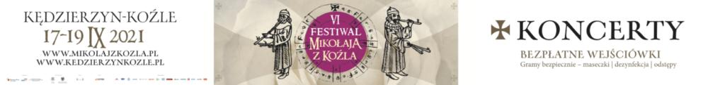 Sancti Casimiri Festiwal Mikołaja z Koźla 2021
