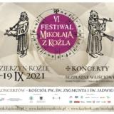 Vi Festiwal Mikołaja z Koźla 2021