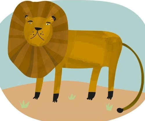 Lwi król