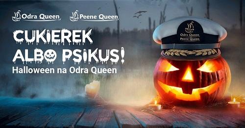 halloween na odra queen szczecin