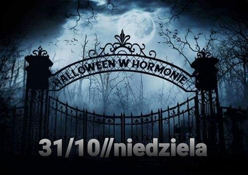 halloween party hormon szczecin