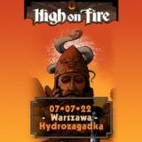 high on fire hydrozagadka warszawa