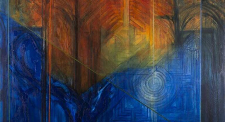 wystawa W nurcie czasu Romuald Oramus